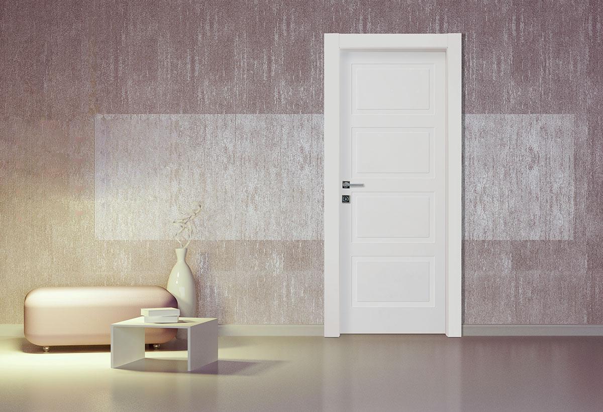 Nusco offre una vasta gamma di porte adatte a qualsiasi ambiente